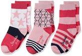 Sterntaler Girl's Söckchen 3er Pack Sterne Calf Socks