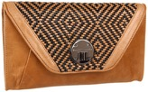 Elliott Lucca Bali '89 Cordoba Clutch (Aztec Camel) - Bags and Luggage