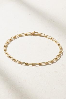 EÉRA Reine Gold Anklet - one size
