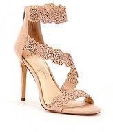 Jessica Simpson Geela Laser-Cut Sandals