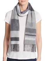 Saks Fifth Avenue Cashmere Scarf