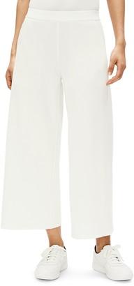 Eileen Fisher Crop Wide Leg Pants