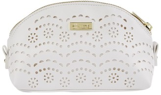 Harrods Lace Cut-Out Cosmetic Bag