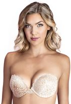 Fashion Forms Bra: Lace Ultimate Boost Backless Strapless Adhesive Bra 29063