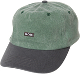 Globe Dreamer Low Rise Snapback Cap Green