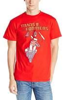 Transformers Men's 80's Optimus Prime Vintage T-Shirt