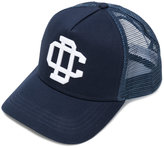DSQUARED2 DC logo embroidered baseball cap
