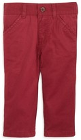 Andy & Evan Infant Boys' Twill Pants - Sizes 6-24 Months
