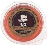 Col. Ichabod Conk Amber Glycerine Shave Soap