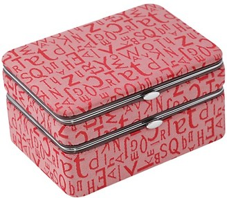 Bey-Berk 6-Piece Manicure Travel Jewelry Case Set
