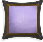 Jonathan Adler Lavender Siam Silk Pillow