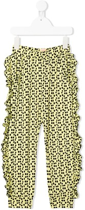 Wauw Capow Aya dotted pattern pants