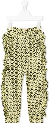 Wauw Capow By Bangbang Aya dotted pattern pants