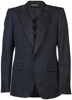 Viktor & Rolf Shiny lapel blazer
