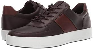 Ecco Soft 8 Classic Sneaker (Coffee/Brandy) Men's Shoes
