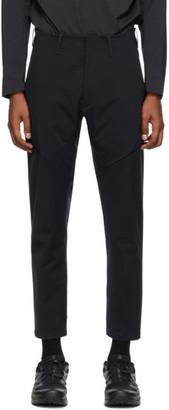 Veilance Black Dyadic Trousers