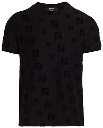Fendi Flock T-Shirt