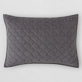 Bloomingdale's Oake Cameron Quilted Standard Sham