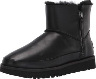 UGG Classic Zip Mini Boot