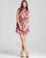 Thakoon Addition Shirt Dress - Camo Print Drawstring