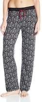 Rene Rofe Women's Double Fun Long Pajama Pant -