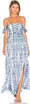 Tiare Hawaii Hollie Off Shoulder Dress