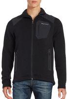 Marmot Wrangell Sweater Knit Fleece Jacket