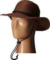 Coal The Richmond Flat Brimmed Hat 5 Panel Adjustable Cap