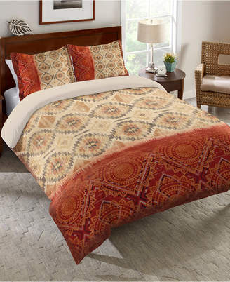 Laural Home Southwest Medallion King Comforter Bedding