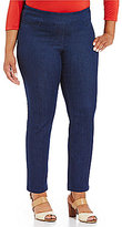 Westbound Plus the PARK AVE fit Slim Leg Pants