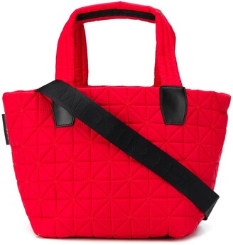 VeeCollective Medium Quilted Tote Bag