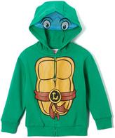 Children's Apparel Network TMNT Green Zip-Up Hoodie - Toddler