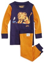 Intimo Boys' Eric Carle Lion Pajama Set - Sizes 2T-4T