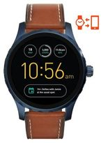 Fossil Gen 2 Smartwatch Q Marshal Brown Leather