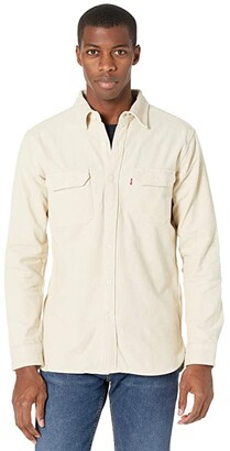 Levi's(r) Premium Jackson Worker (Almond Milk) Men's Clothing