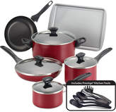 Farberware 15-Pc. Non-Stick Cookware Set