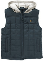 Gymboree Hooded Puffer Vest