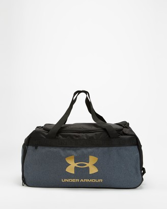 Under Armour Black Duffle Bags - UA Loudon Medium Duffle Bag - Size One Size at The Iconic