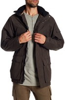 Izod Flyfront Systems Packable Hood Jacket