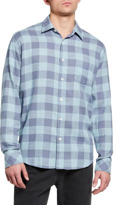Rails Men's Wyatt Buffalo Plaid Sport Shirt