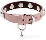 Rebecca Minkoff Pyramid Studded Leather Bracelet