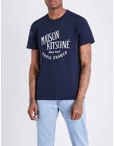 MAISON KITSUNÉ Palais Royal cotton-jersey T-shirt