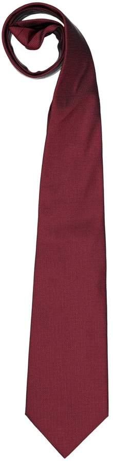 Chopard Burgundy Silk Ties