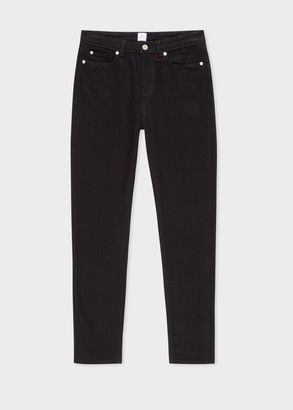 Paul Smith Women's Black Skinny-Fit Stretch-Cotton Jeans