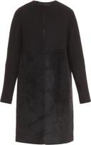 Martin Grant Bi Fabric Coat