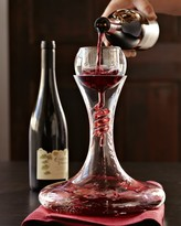 Williams-Sonoma Twister Wine Aerator & Decanter with Stand Set