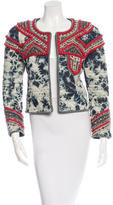 Isabel Marant Embroidered Weez Jacket