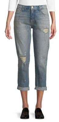 Current/Elliott Distressed Jeans
