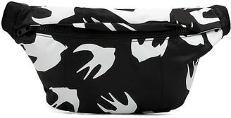 McQ Swallow Swarm Pouch Bag