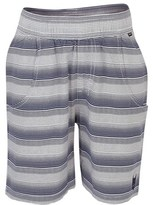 Munster Stripe Twill Shorts